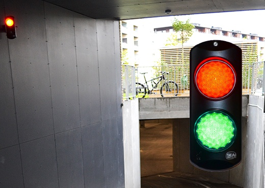 parking traffic light 520x370 - Traffic control