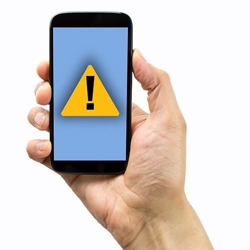 telefon med advarsel - GSM Gateway
